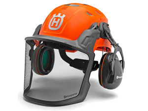 Husqvarna Forest Technical Chainsaw Helmets CHRISTMAS SPECIAL OFFER ONLY £55